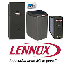 Bedford Heating and Air Conditioning is an authorized Lennox Dealer